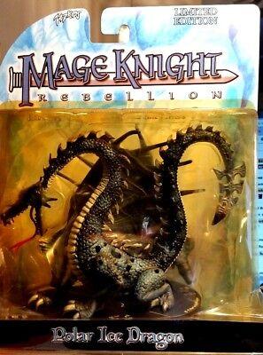 MAGE KNIGHT Rebellion Polar Ice Dragon Collectable Miniatures Game ltd