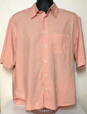 ACORN by Goldfeder Button Down Shirt Size L