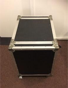 Proel Mixer rack box with wheels Dubbo Dubbo Area Preview