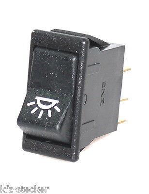 ENG Schalter Wippenschalter Licht Innen Beleuchtung 111046 Lampe 2 Stufig 12 V