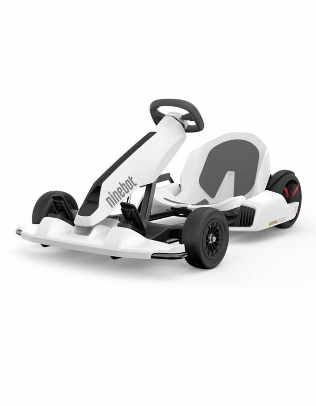 Ninebot Electric Gokart Kit by Segway, Convert Ninebot S into Gokart Transformer