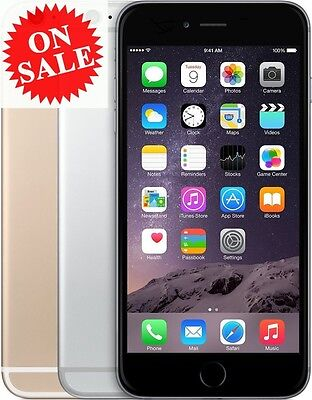 $189.99 - Apple iPhone 6 (Factory Unlocked) AT&T Verizon T-Mobile Space Gray Gold Silver