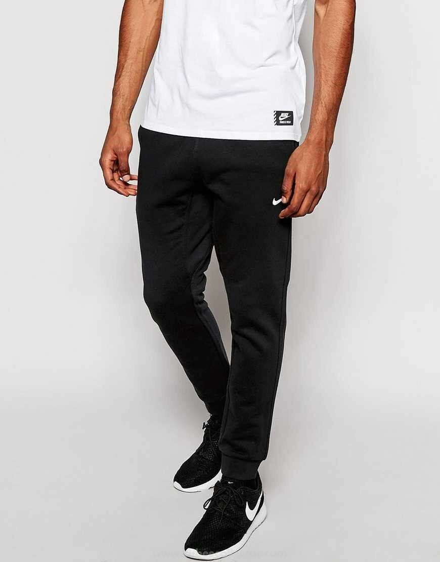New With Tags Men's Nike Gym Muscle Club Fleece Jogger Pants Sweatpants Black