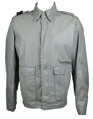 Used, Ma.Strum Men's Wax Cotton Grey Jacket (MSJK002) for sale  Shipping to United States