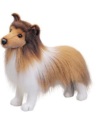 "DOUGLAS CUDDLE TOY Stuffed Soft Plush SHELTIE SHETLAND SHEEPDOG 18"" Collie Puppy for sale  Shipping to Canada"