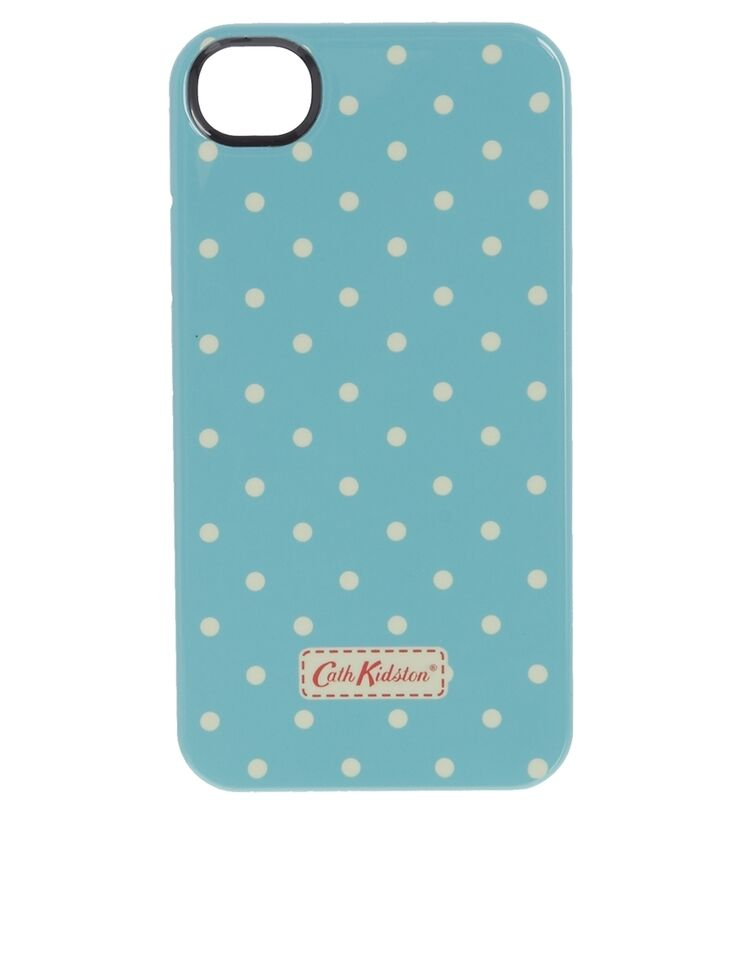 "CATH KIDSTON iPhone 4 / 4S and 5 / 5s Case ""Lattice Rose, Linen Sprig,Strawbery"""