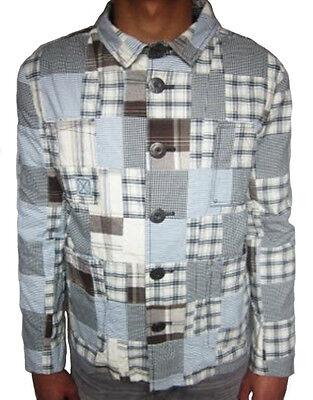 Elvis Jesus Men's Greenland shirt/jacket Checked (EJTP020) image