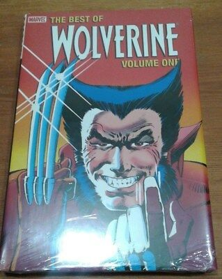 The Best of Wolverine HC Vol 1 Oversized HC Frank Miller Chris Claremont