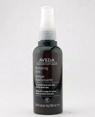 Aveda Thickening Tonic Spray Full-Size 3.4 Oz 100 mL Volumizing Thinning Hair  Aveda Volumizing Tonic