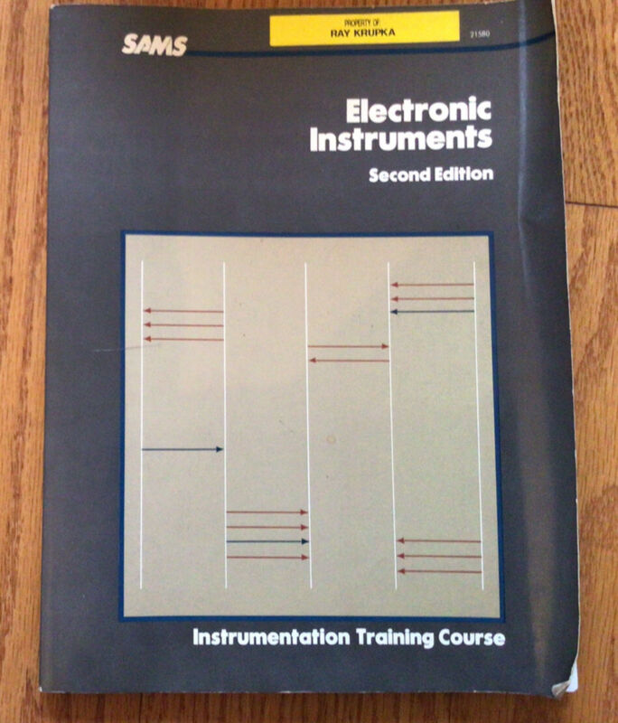 SAMS Electronic Instruments 2nd edition Instrumentation Training Course