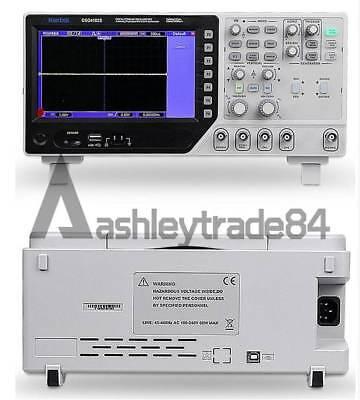 2 In1 Digital Oscilloscope 70m-200mhz 2ch 1gsa25m Function Waveform Generator