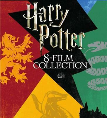 Harry Potter: 8-Film Collection TARGET EXCLUSIVE DVD NEW