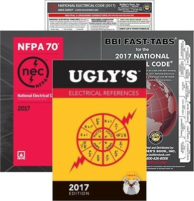 NFPA 70 2017 : National Electrical Code (NEC), Paperback, Package, 2017 Edition