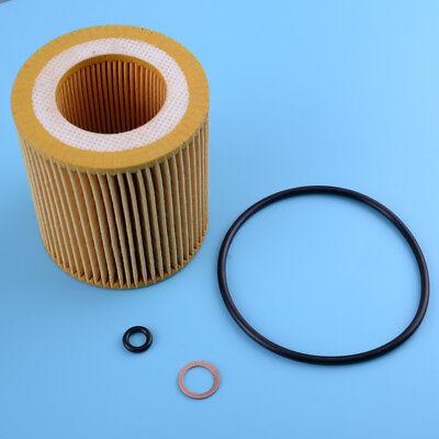 Ölfilter Set O-ring für BMW 1er 128i-740i X3 X5 Z4 E60 E84 E91 E93 # 11427566327