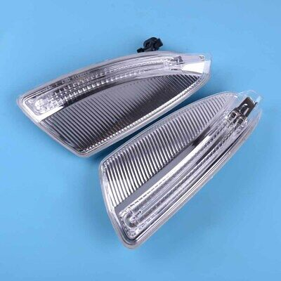 2 Stück Auto L+R Türspiegel Blinker Licht Fit Für Mercedes-Benz W164 ML300 ML320