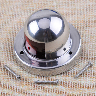 Stainless Steel 12V LED Deck Mount Navigation Light Bi-Color Marine Boat Yacht