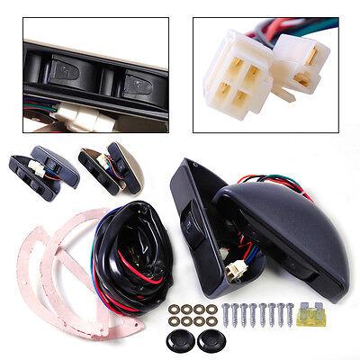 Buy toyota rav 4 doors and door parts replacement parts for 2 door power window switch kit