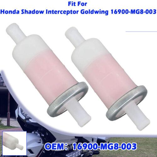 honda shadow fuel filter pair 2x 9 5mm 3 8  16900mg8003 fuel filter for honda shadow 1996 honda shadow 600 fuel filter fuel filter for honda shadow