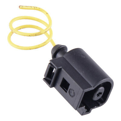 1-Pin Oil Pressure Sensor Pigtail Wiring Plug 1J0973081 For VW Golf Jetta