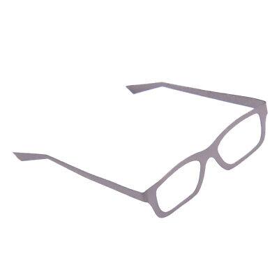 Für Walter Weiß Breaking Bad Kit Bash Benutzerdefinierte Metall Gläser 1/6 Skala