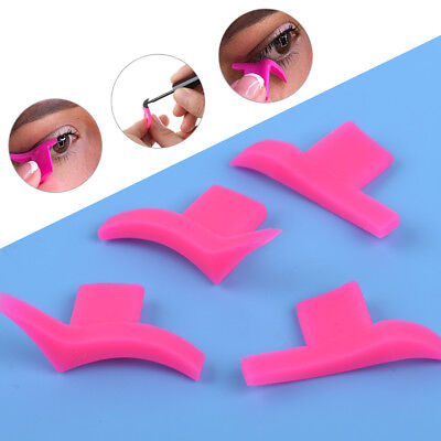4Pcs Wing Stamps Easy to Makeup Cat Eye Eyeliner Tool Mold Beauty Cosmetic (Easy Cat Make Up)