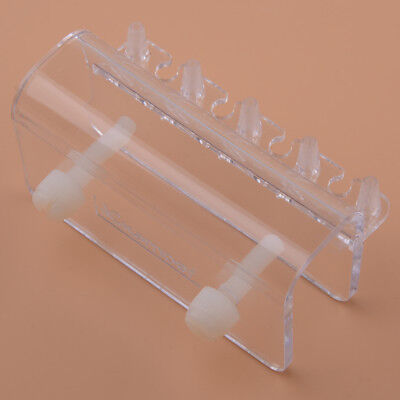 Aquarium Dosierpumpe Rohrklemme Rohr Halter Befestigung Tank Tube Fixture Holder ()
