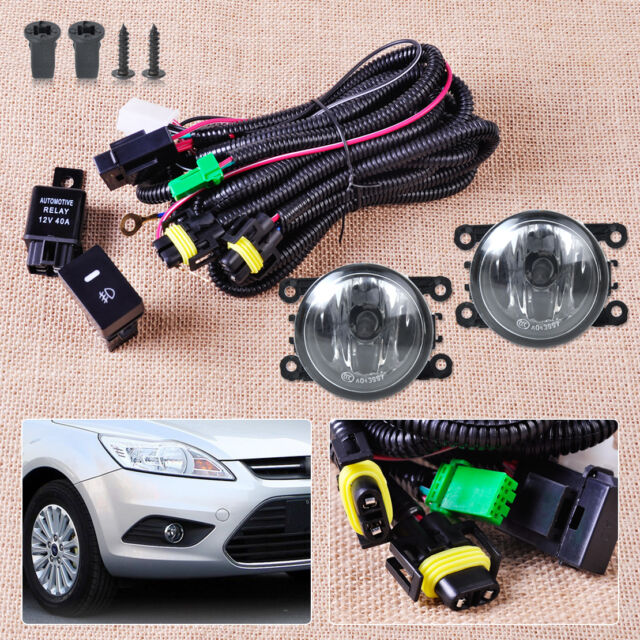 $_58 wiring harness sockets switch 2 h11 fog lights for ford focus 2001 Ford Focus Fuse Manual at gsmportal.co