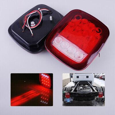 Paar LED LKW Rückleuchten Bremsleuchte Heckleuchten Anhänger Rücklicht Licht og