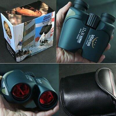 SeoulOptics Vitacon 12x30mm BAK4 Prism Binoculars