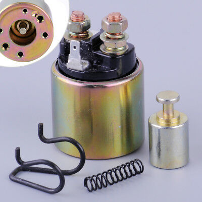 Solenoid Starter Fit for Kipor Kama KM186F 186F 12V Generator Parts