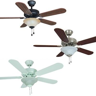 42 Inch Ceiling Fan with Light Kit - Oil Rubbed Bronze, Sati