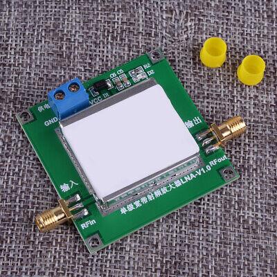 New 1-3000MHz 2Ghz 32dB LNA RF Broadband Low Noise Amplifier Module HF...