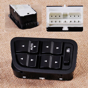 Electric Control Power Window Switch fit for Ford Fairlane Fairmont Falcon BA BF