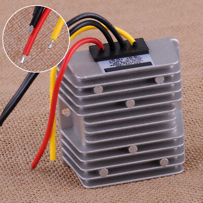 Car Power Dc Voltage Stabilizer Regulator 8-40v To 12v 6a 72w Supply Converter
