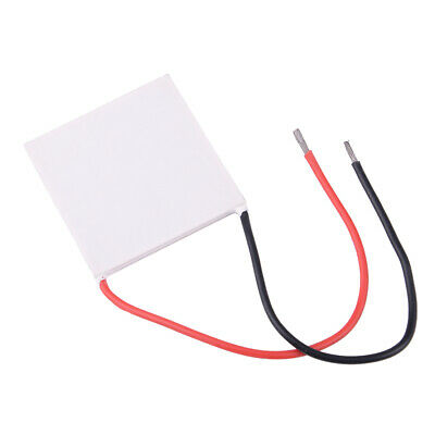 Tec1-12726 12v Heatsink Thermoelectric Cooler Peltier Cooling Plate Part 50x50mm