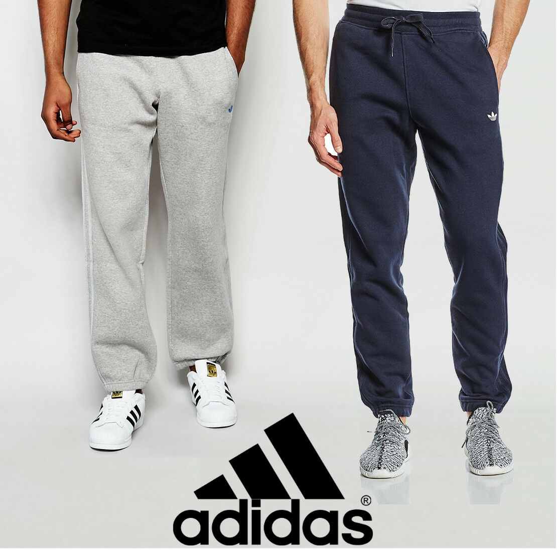 adidas fleece bottoms