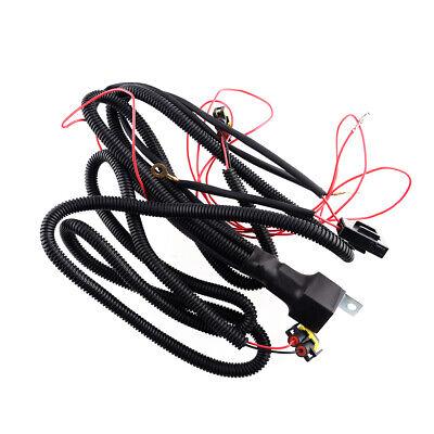 Fog Light Wiring Cable Harness Fit For VW Golf Jetta Passat B6...