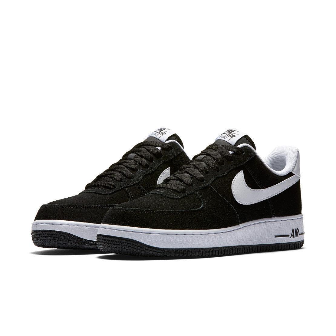 Nike - Nike Air Force 1 Low Men's Shoes (Size 6 - 15) Black / White 315122-068