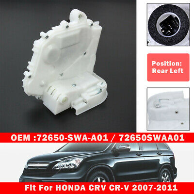 Rear Exterior Outer Outside Door Handle Left LH LR for 01-05 Honda Civic