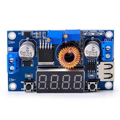 Led Digital Display Adjustable Regulated Power Supply Board Module Diy Kits
