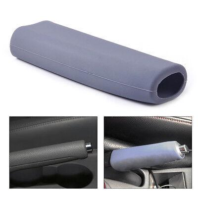 Universal Anti Slip Car Auto Silicone Gel Parking Hand Brake Cover Case Sleeve