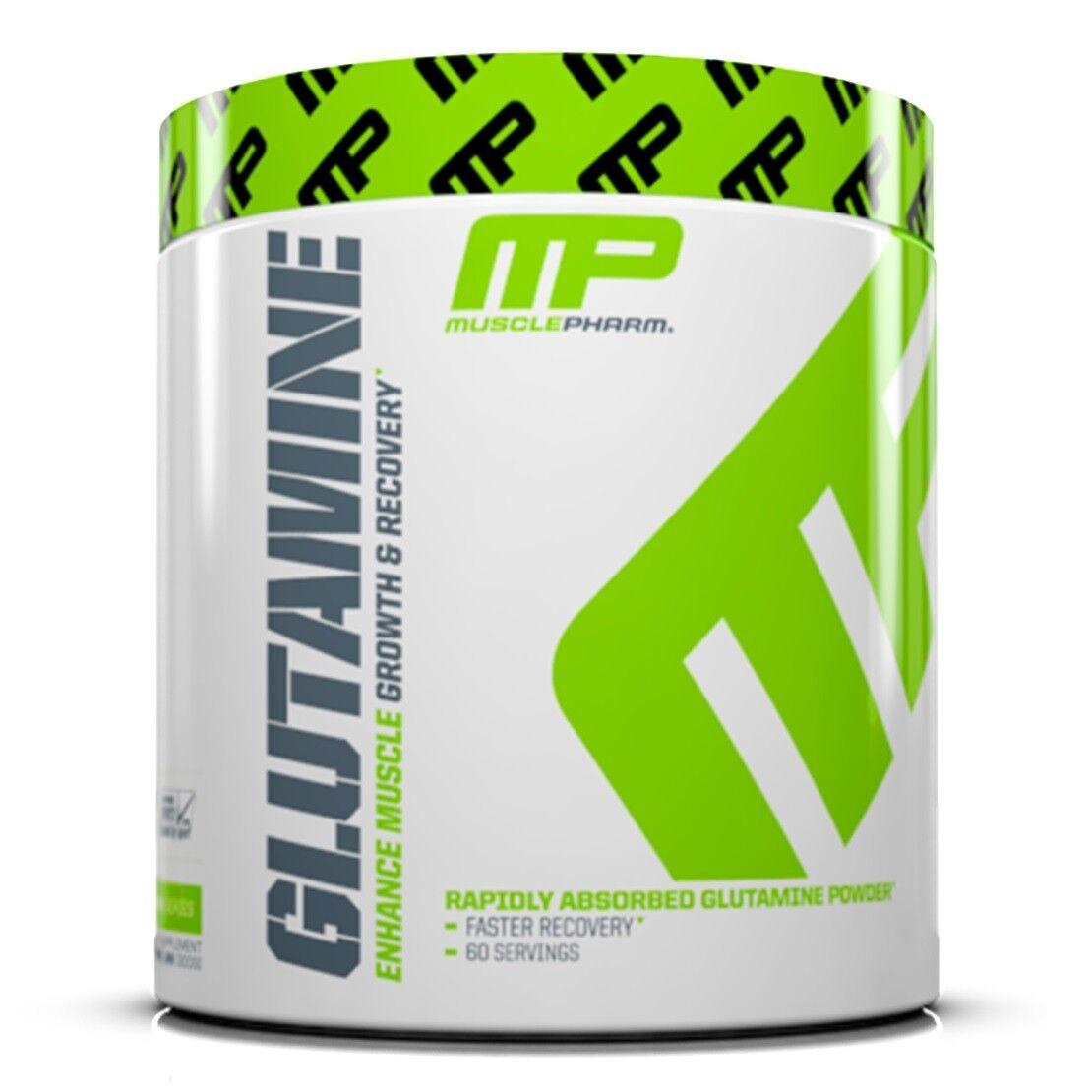 Muscle Pharm Glutamine 60 servings