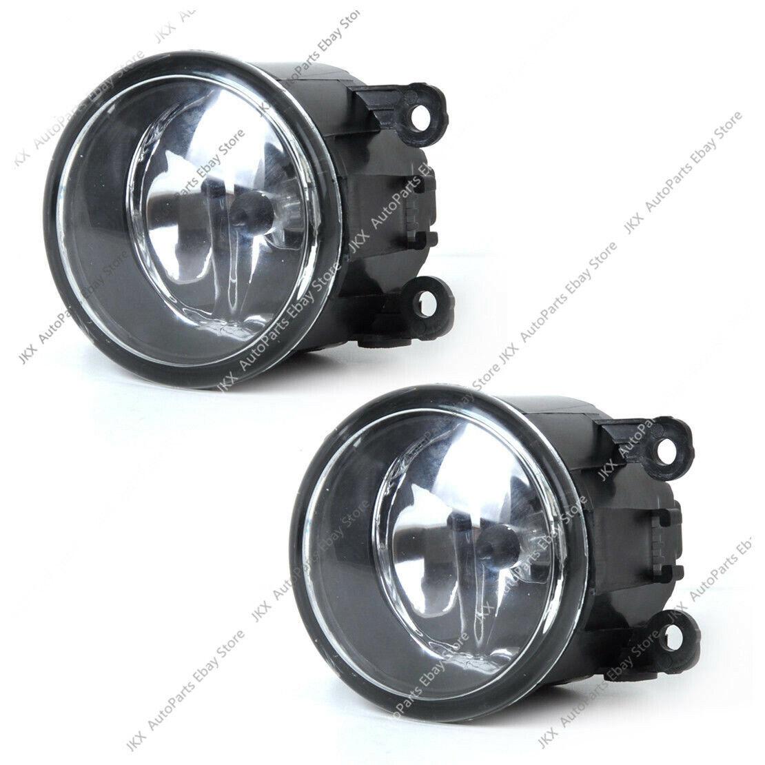 Bumper Bezel Clear Fog Lights Driving Lamp   Switch K For