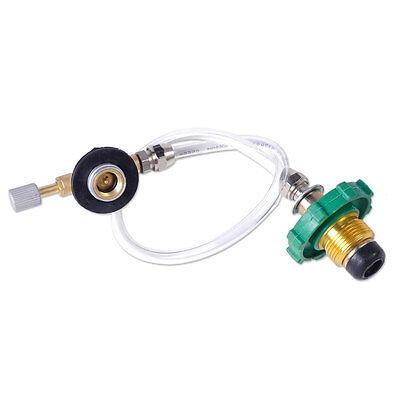 Propan-refill-adapter (Nue Gas Propan Refill-Adapter Lp Gas flacher Zylinder BehAlterKoppler Adapter ER)