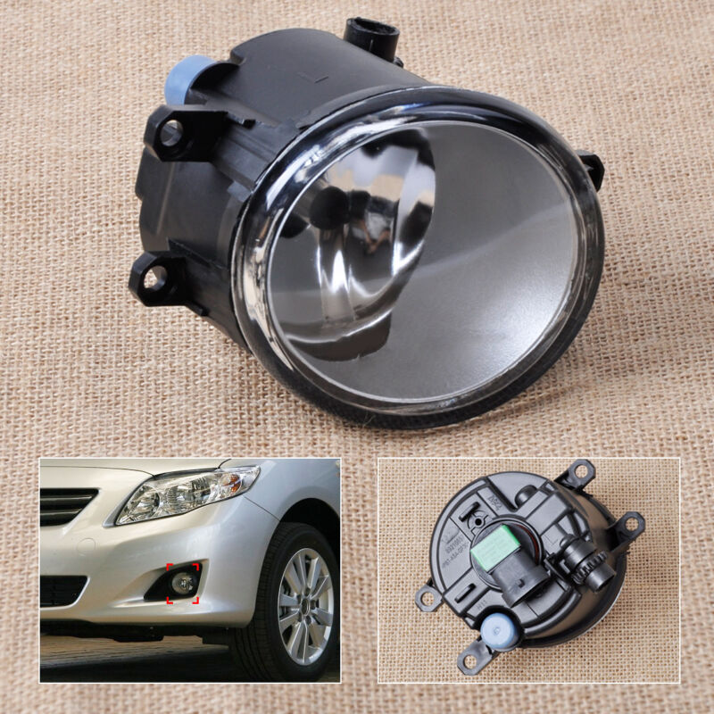 Fog light Lamp Left Side for Toyota Camry Corolla Yaris Lexus GS450h LX570 GS350