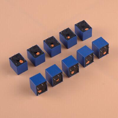 10Pcs 5 Pins Power Relay PCB DC3V 10A Module Mount SPDT #SRD-03VDC-SL-C#