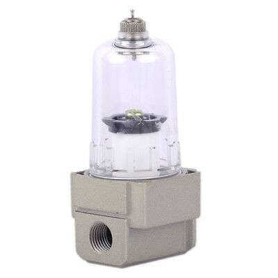 "PC AF2000-02 1/4"" 750L/Min Moisture Trap Air Filter Compressor Water Separator"