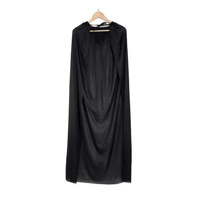 Halloween-Kostüme Kapuzenumhang Robe Mantel Vampir Hexe Magier Mittelalterlich