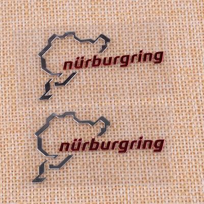 Der Racing Nürburgring Auto Aufkleber Rennen Motorsport DIY Neverbeen Aufkleber