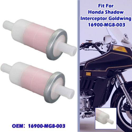 honda shadow fuel filter 16900mg8003 2pcs 9 5mm 3 8  fuel filter for honda shadow 1996 honda shadow 600 fuel filter 16900mg8003 2pcs 9 5mm 3 8  fuel filter